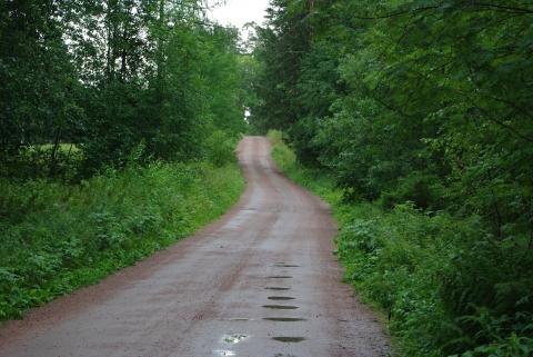 дорога на Валааме